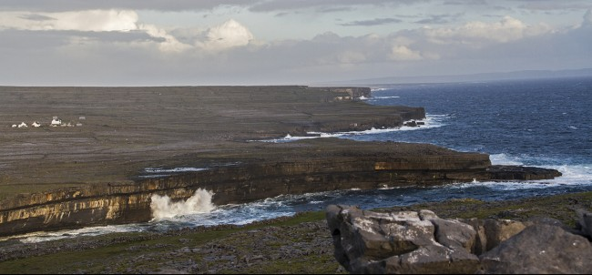 Dún Aonghasa - Inis Mór