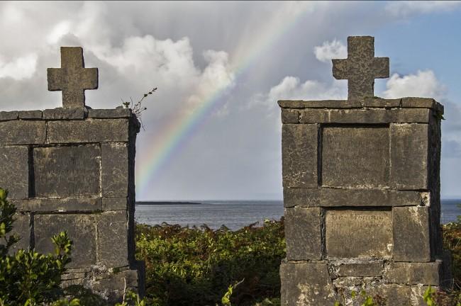 Memorials - Inis Mór