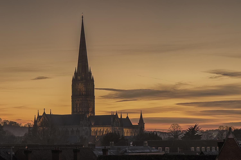 Salisbury cathedral blog