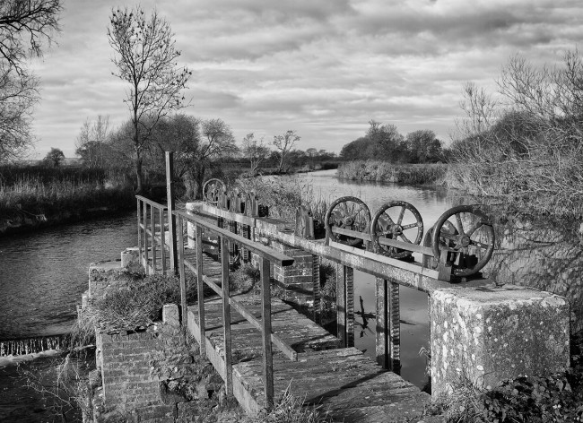 Old mill workings