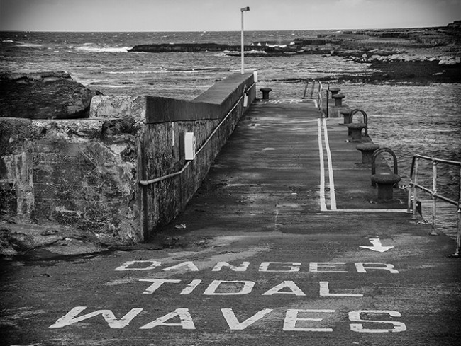 Danger Tidal Waves!