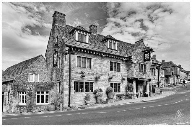 Bankes arms pub Corfe